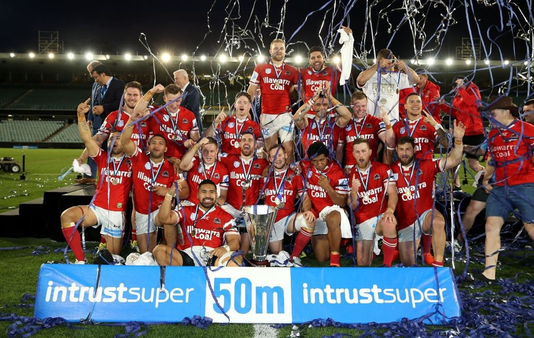 Competition - NSWRL Finals Series - Intrust Super Premiership Grand Final. 