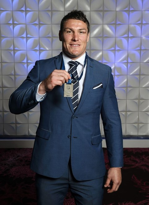 NSWRL Brad Fittler Medal Awards Night. 