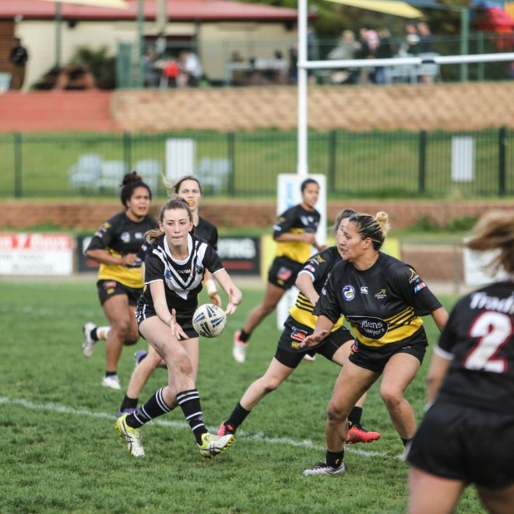 RESULTS | Harvey Norman NSW Women's Premiership Round 1