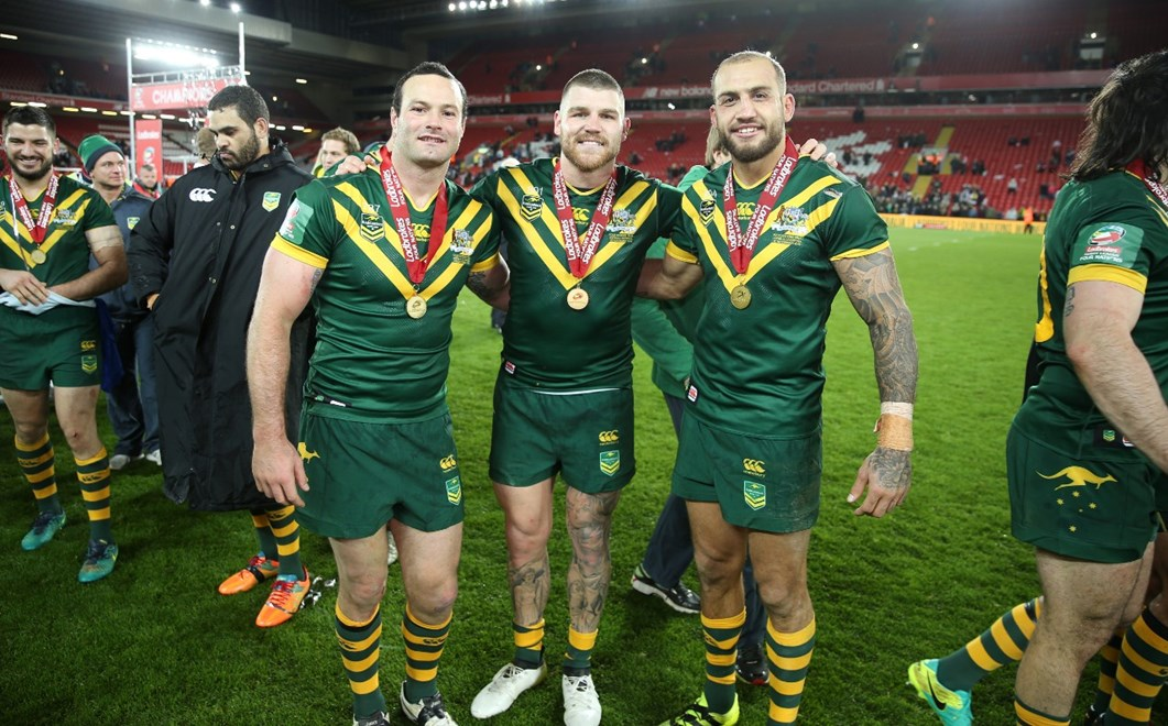 2016 International Rugby League