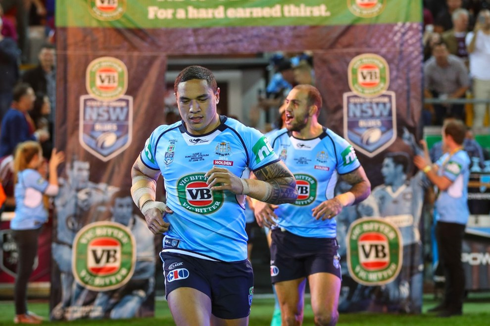 Competition - State of Origin. Round - Game 2. Teams - Queensland Maroons v NSW Blues. Date - 22nd of June 2016. Venue - Suncorp Stadium