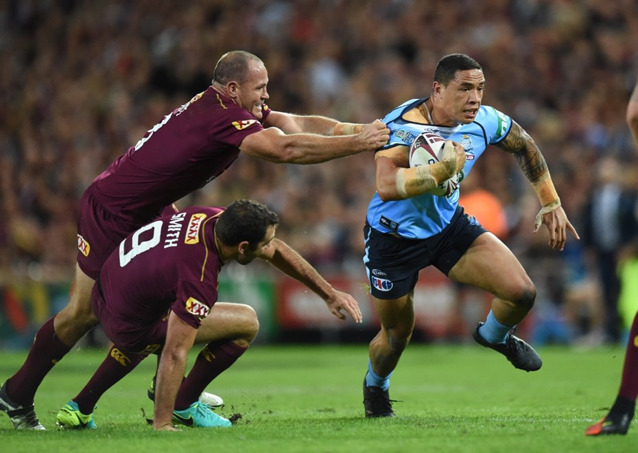 NRL Premiership  - State of Origin  - Queensand V New South Wales  - Suncorp Stadium