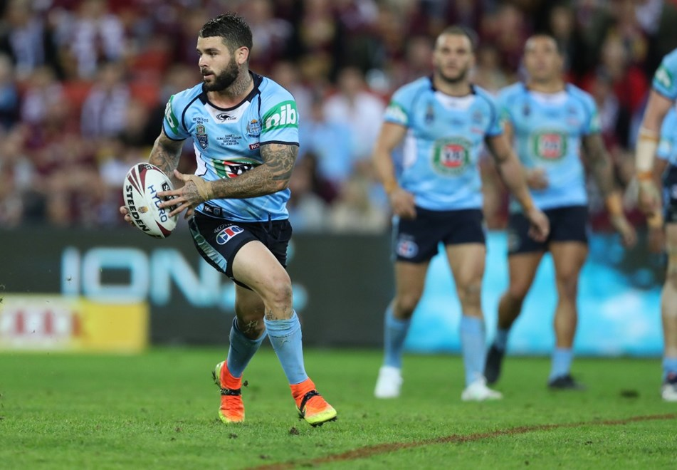 Compettion  - State of Origin Game 2.