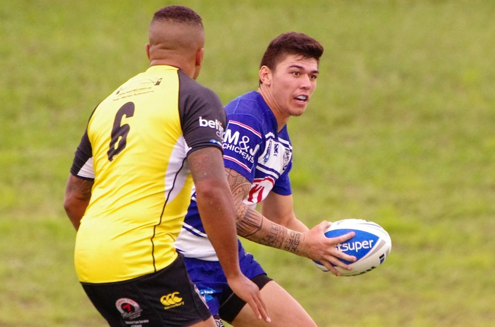 Mounties host the Canterbury-Bankstown Bulldogs in Round 1 of the Intrust Super Premiership NSW. Image: David Napper.