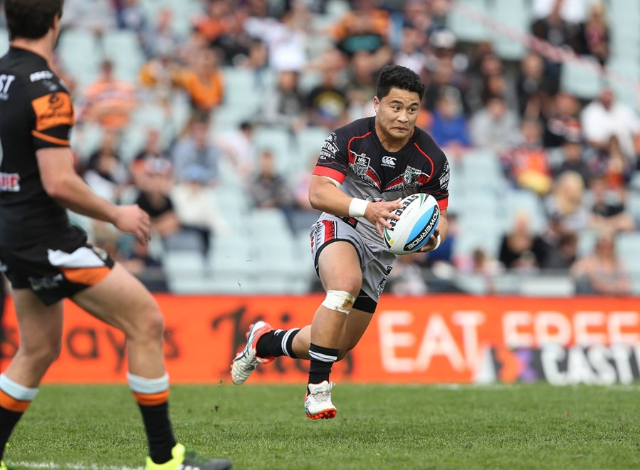Mason Lino : NRL Rugby League