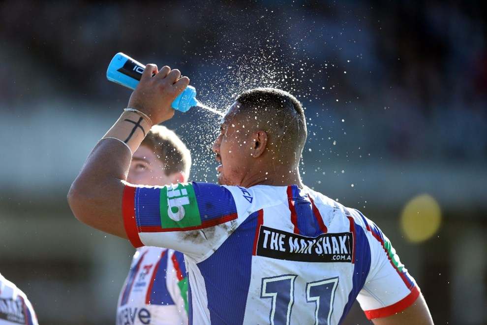 Competition - NRL Premiership Holden Cup . Date  -   July 24th 2016. Teams - Cronulla Sharks v Newcastle Knights. at - Shark Park