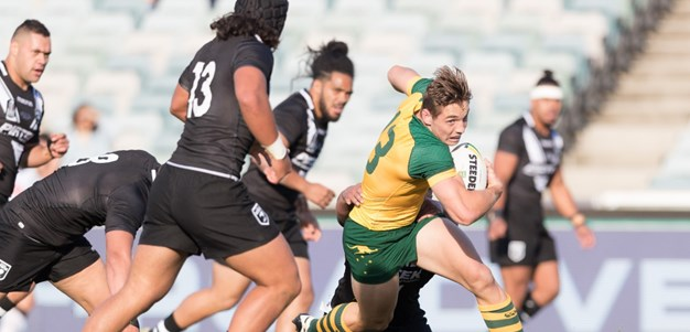Junior Roos Power Past Kiwi Counterparts