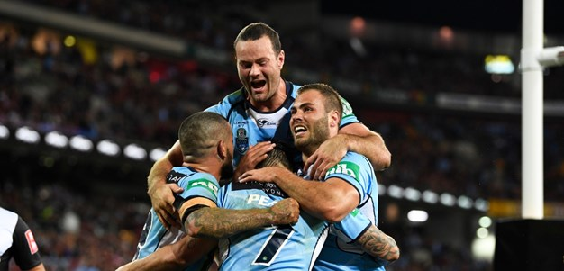 ORIGIN I | VB Blues Simply Sensational