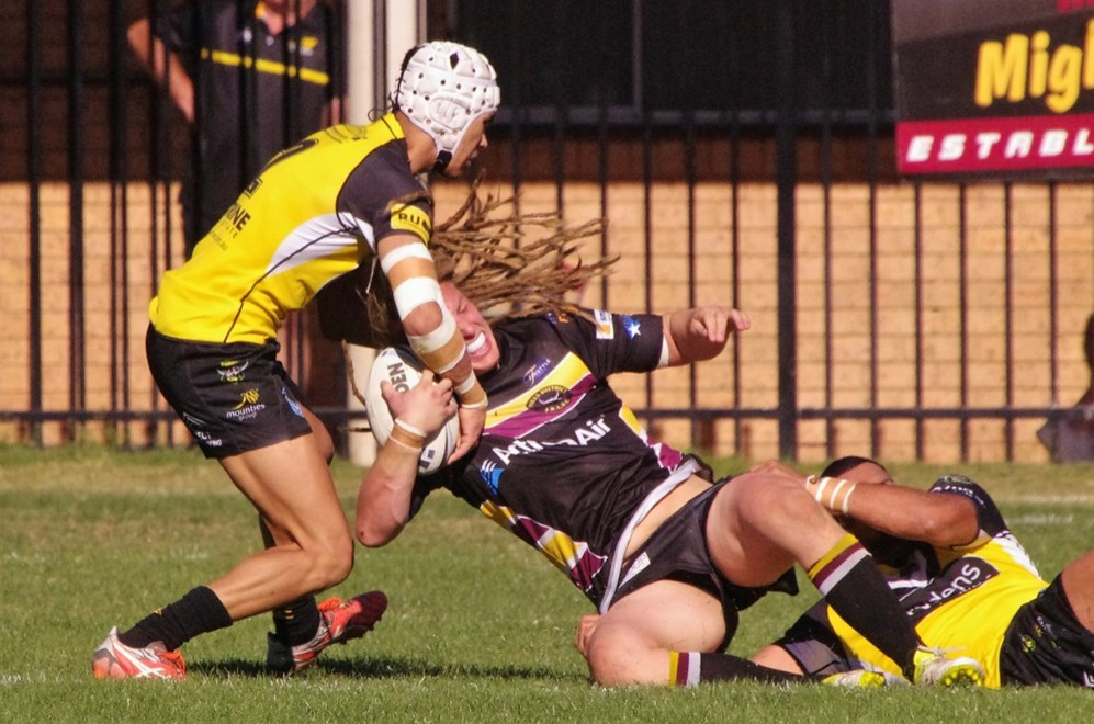 The Hills District Bulls host Mounties in Round 10 of the Sydney Shield. Image: David Napper.
