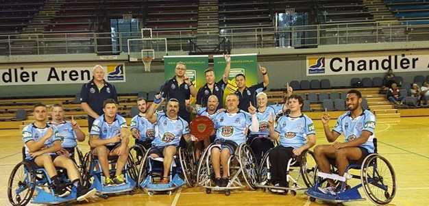 NSW Look To Defend Interstate Wheelchair Title