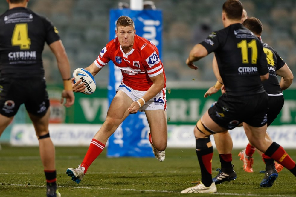 Mounties host Illawarra in Round 17 of the Intrust Super Premiership NSW. Image: NRL Photos.
