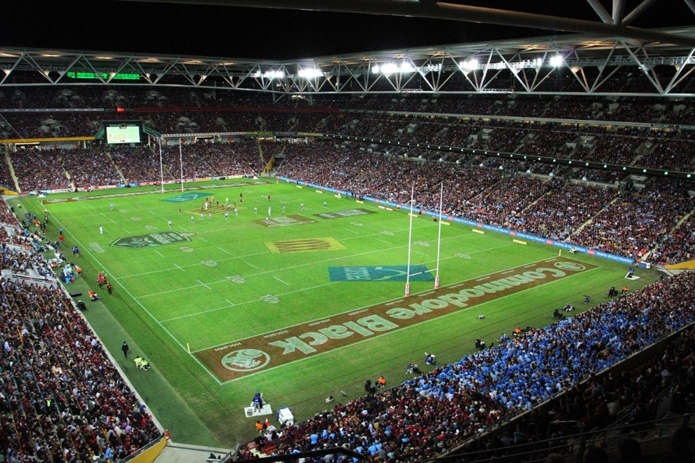 Competition - State of Origin Rugby League - Game 2. Teams - NSW Blues v QLD Maroons. Date - Wednesday 22nd of June 2016. Venue - Suncorp Stadium