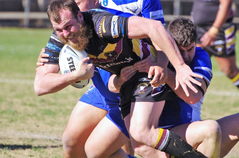 The Hills District Bulls host the Moorebank Rams in Round 18 of the Sydney Shield. Image: David Napper.