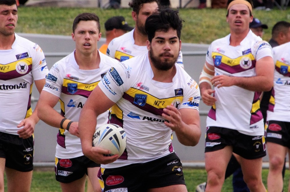 Mounties host the Hills District Bulls in Round 23 of the Sydney Shield. Image: David Napper.