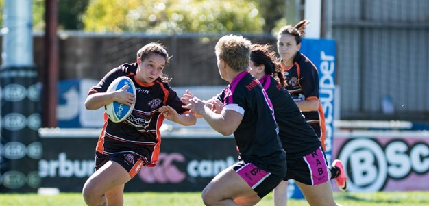 RESULTS | Harvey Norman NSW Women's Premiership Round 14