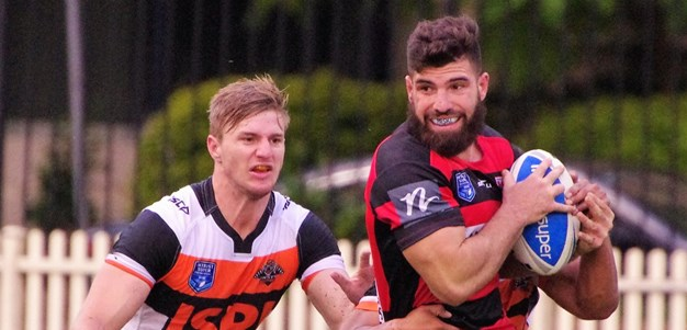 Tasi Tears Up Tigers With Five-Try Haul