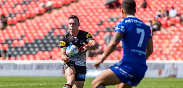 REPORT: Newtown v Penrith