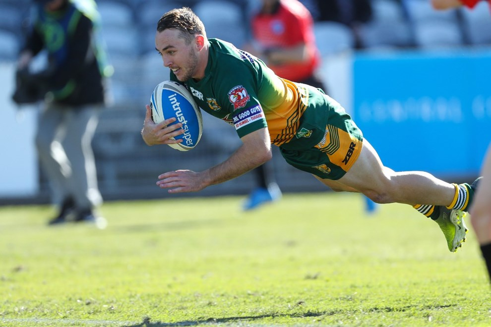 The Wyong Roos host the Newtown Jets in Round 17 of the Intrust Super Premiership NSW. Image: NRL Photos.