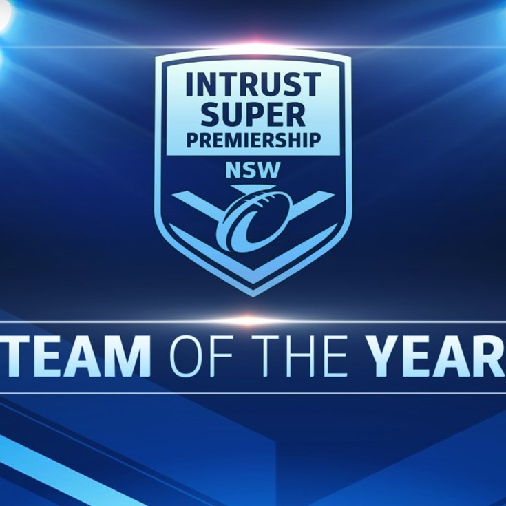 2017 Team Of The Year | ISP NSW