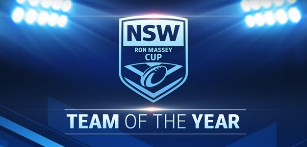 2017 Team Of The Year | Ron Massey Cup