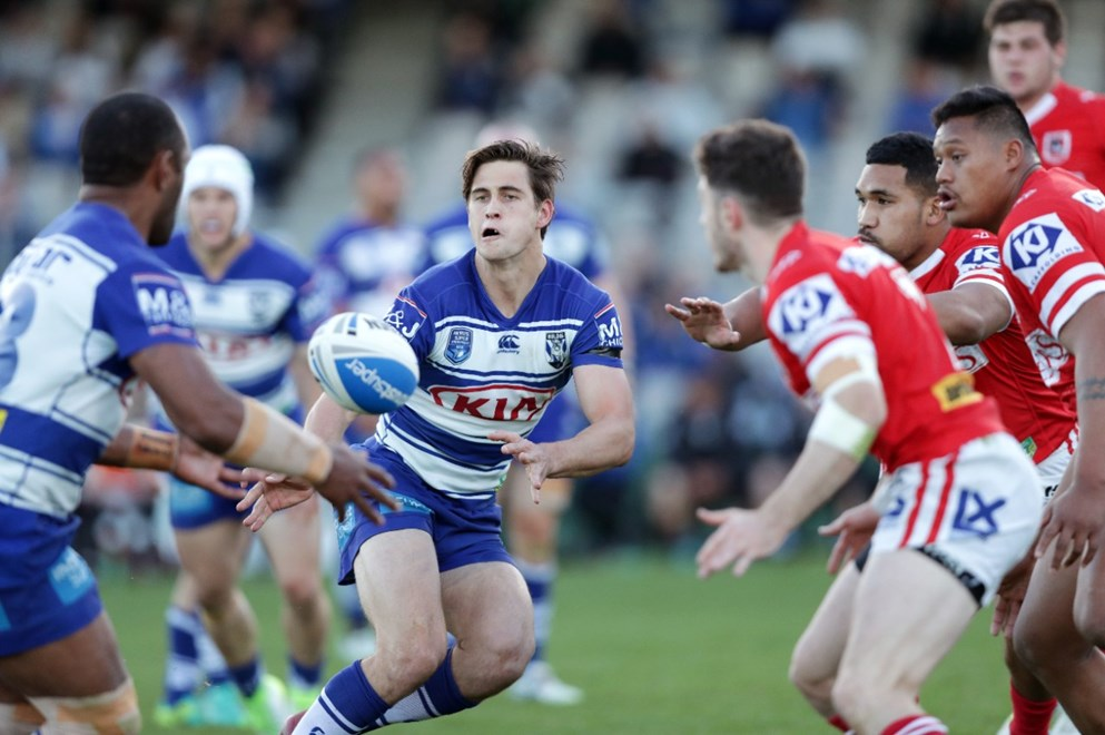 ISP NSW Cup SF Canterbury vs Illawarra .Picture : Gregg Porteous