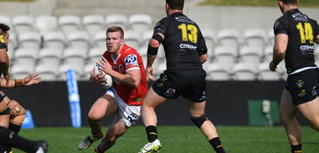 Illawarra Advance In Dying Seconds Over Mounties