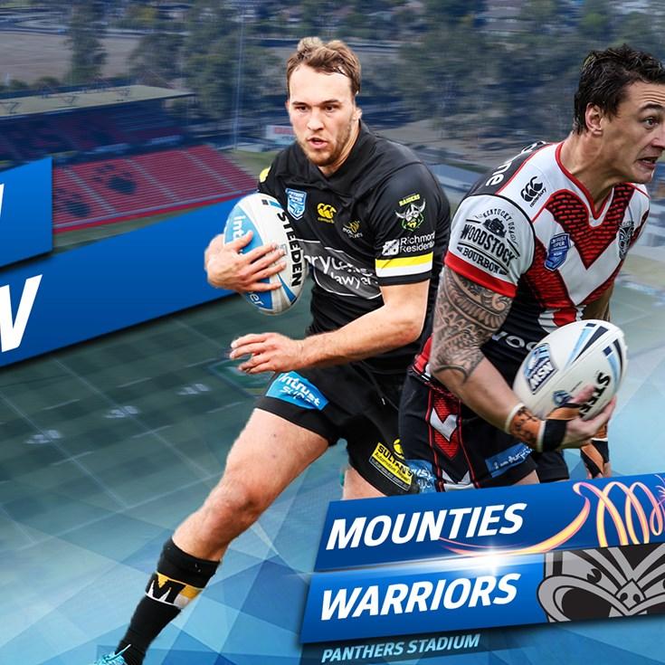Warriors Vs Eels Live Stream Free: Western Suburbs V Wyong - NSWRL