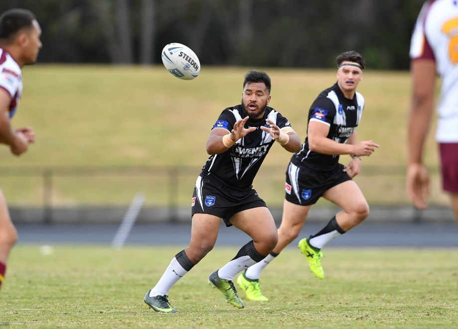 The Guildford Owls take on the Wentworthville Magpies in the third week of the Ron Massey Cup Finals Series. Image: NRL Photos.