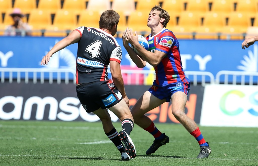 The Warriors host the Newcastle Knights in Round 1 of the Intrust Super Premiership NSW. Image: NRL Photos.