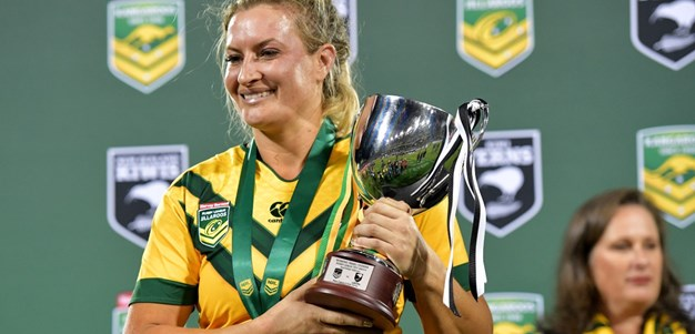 Jillaroos Name Captains For World Cup