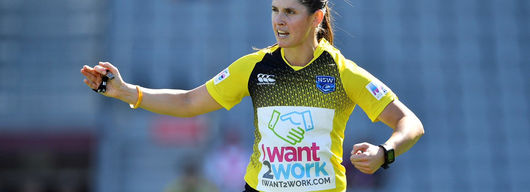 New Partners to Back NSWRL Match Officials