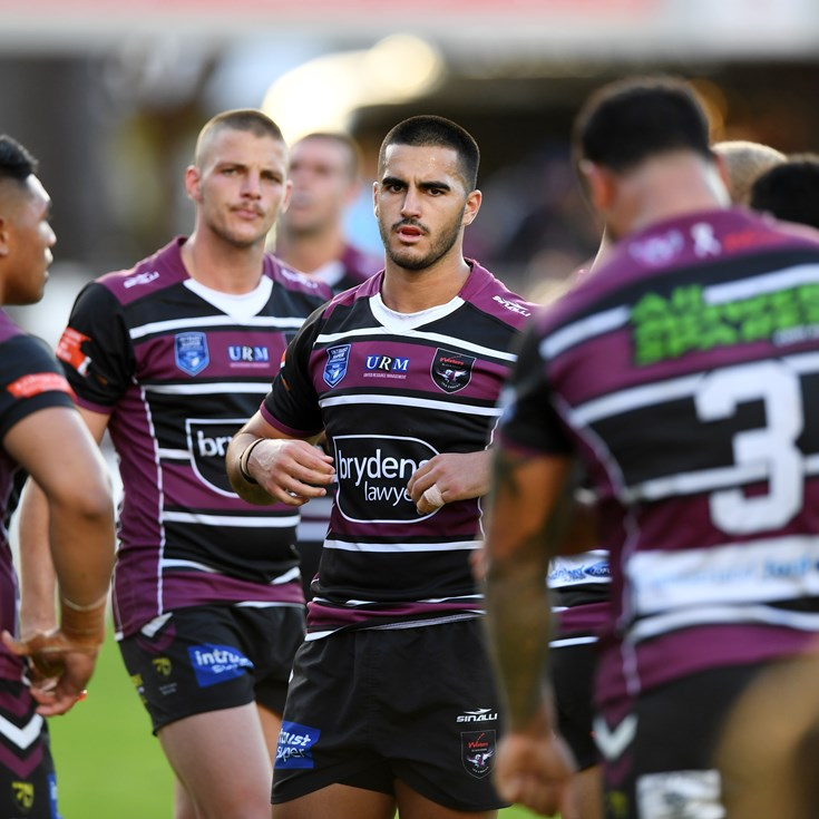 Two Games in Two Days for NRL Debutant Wright