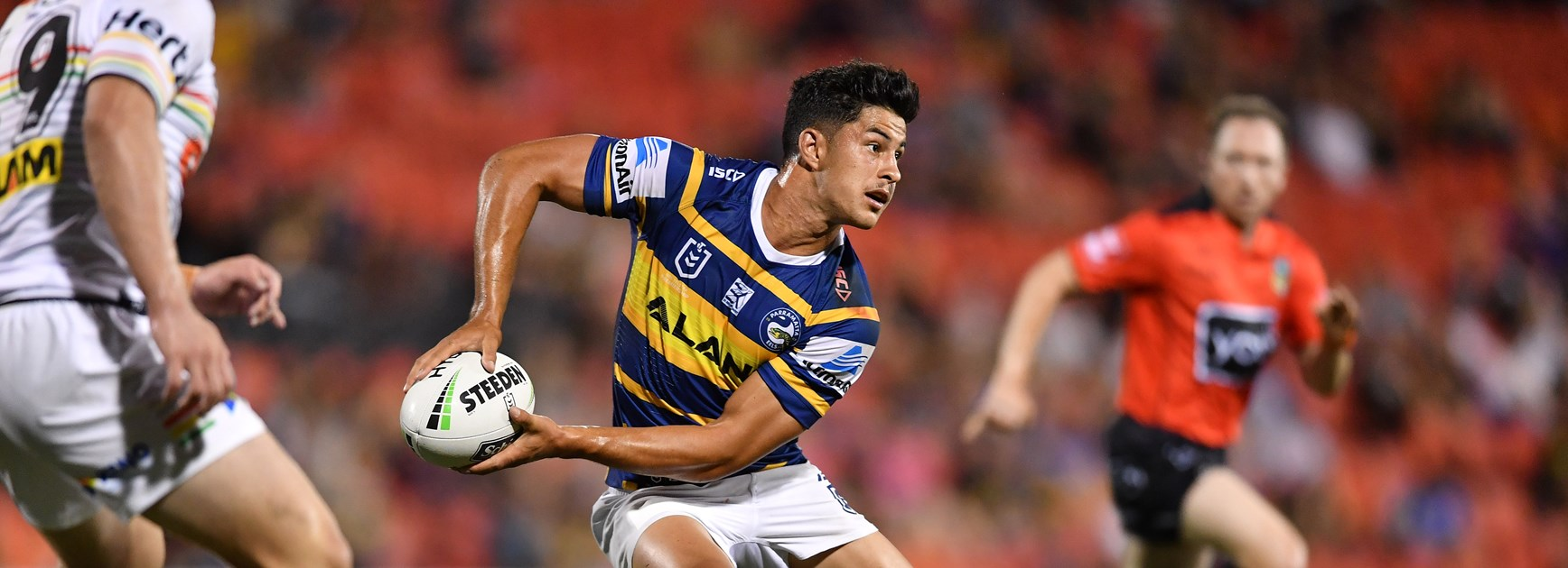 Brown upgraded to Eels Top 30