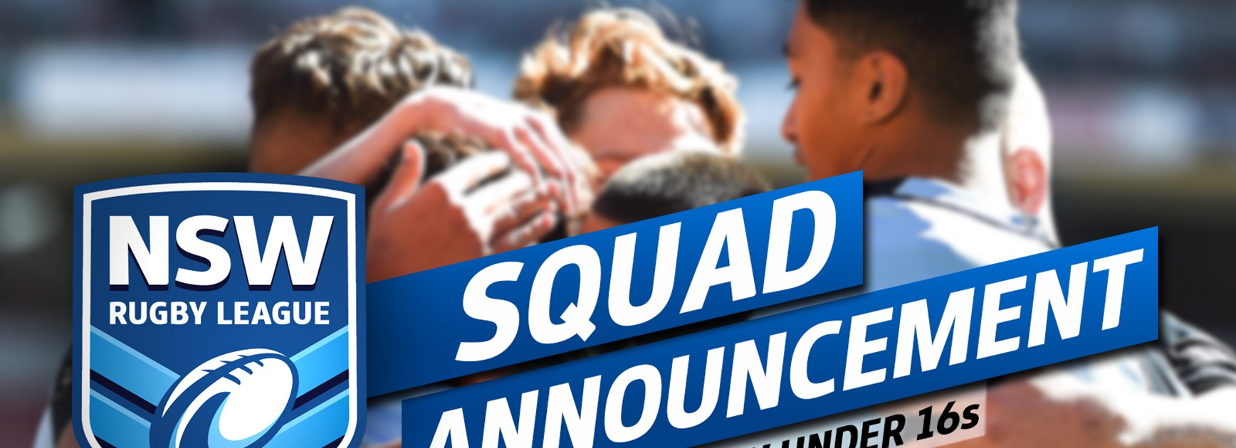 SQUAD ANNOUNCEMENT | NSW Under-16s v Pasifika