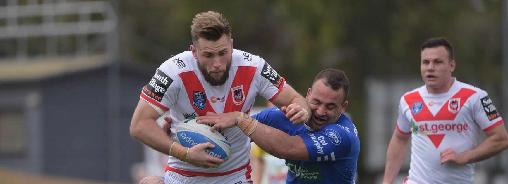 Fast-Finishing Dragons Secure Preliminary Finals Berth