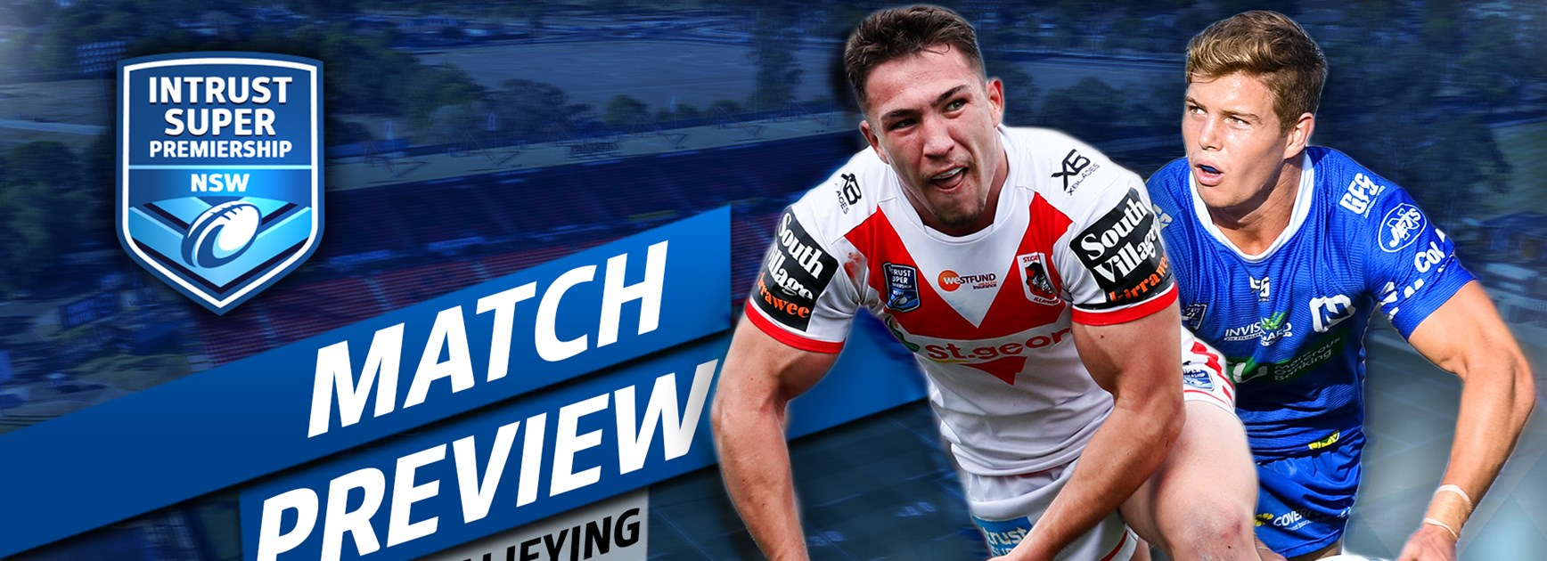 ISP PREVIEW | Dragons v Jets