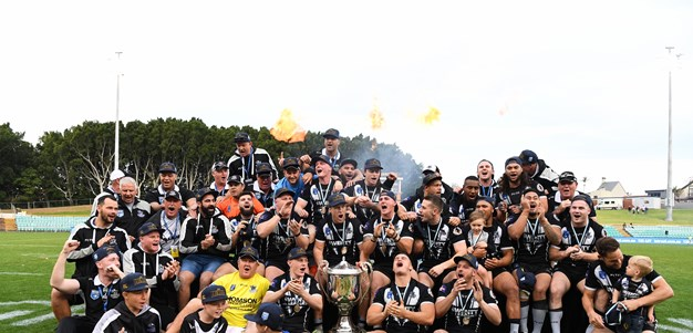 History Repeats as Wentworthville Win Sixth Ron Massey Cup Title