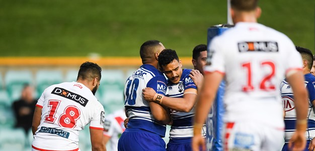GALLERY | Bulldogs Setup Clash with the Jets