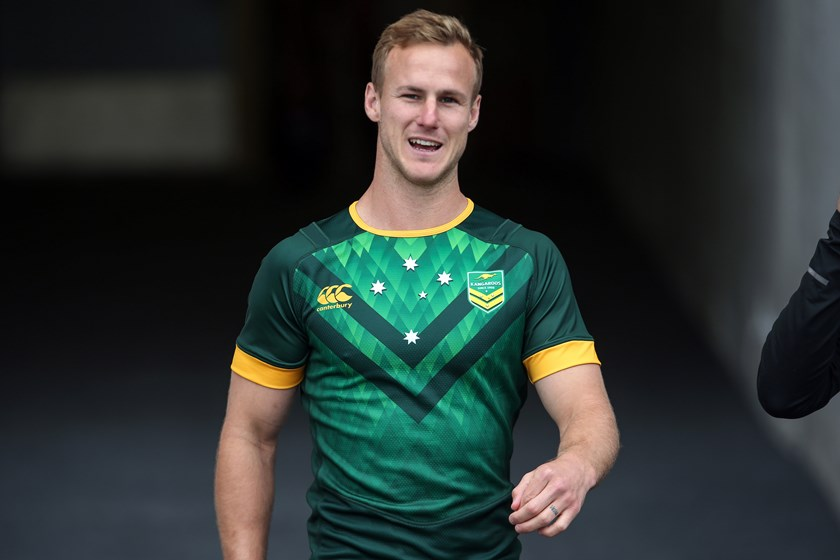 Daly Cherry-Evans holds the key to success in Kangaroos Test.