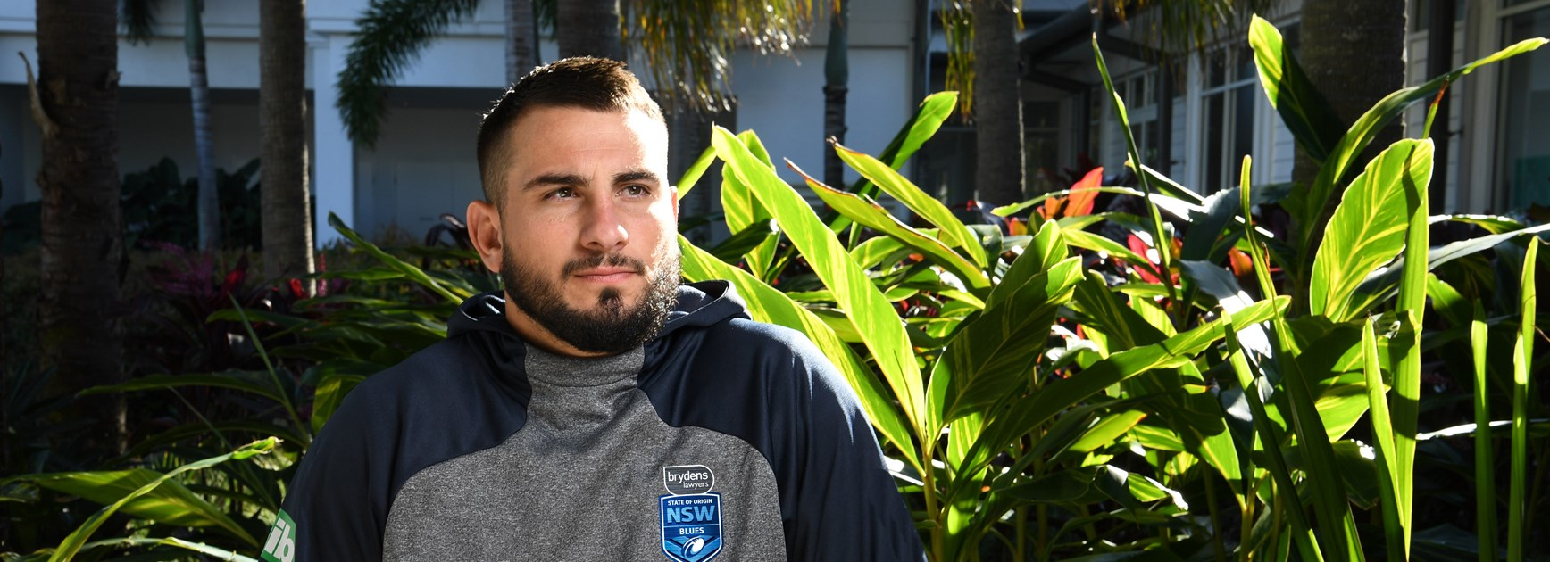 Fully fit again, Jack Bird aiming to be centre of excellence