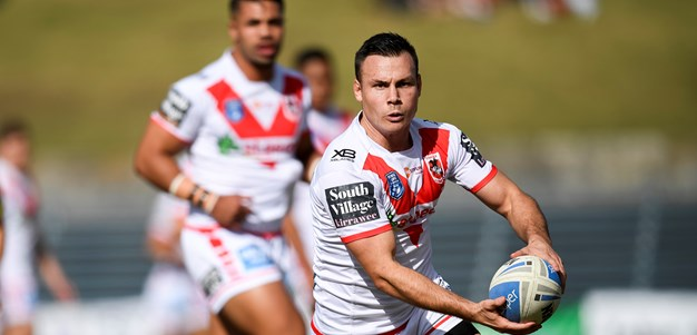 Nicholls Leads Dragons to Win at Wentworthville