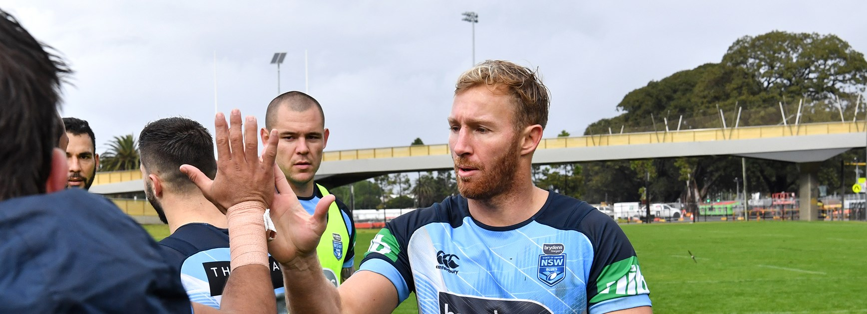 Matt Prior to Debut in Origin II