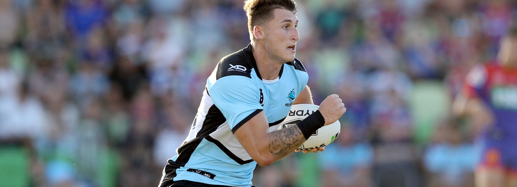 DEBUTANT WATCH | Sharks to unleash Xerri