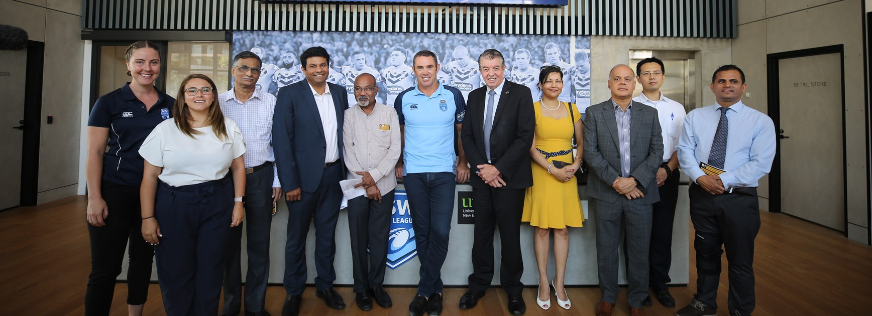 Govt supports NSWRL's multicultural Try League