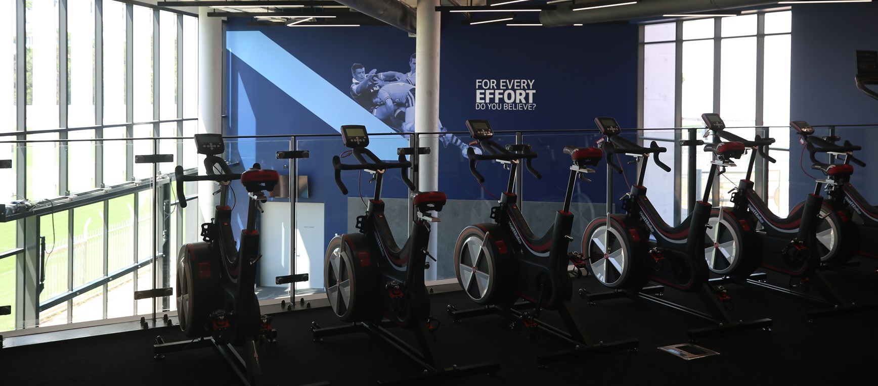 GALLERY | NSWRL Centre of Excellence Gym