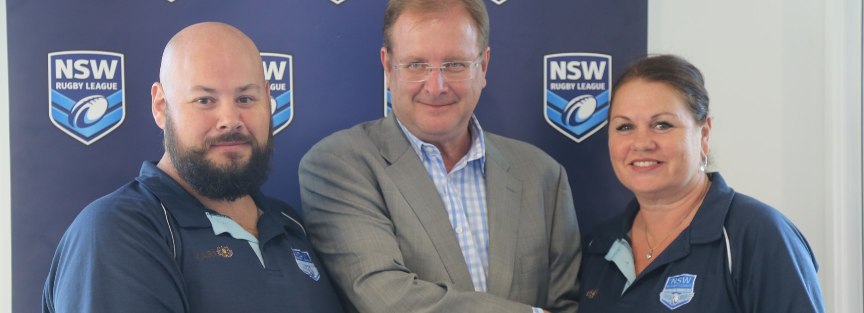 NSWRL presents annual grants for affiliates programs