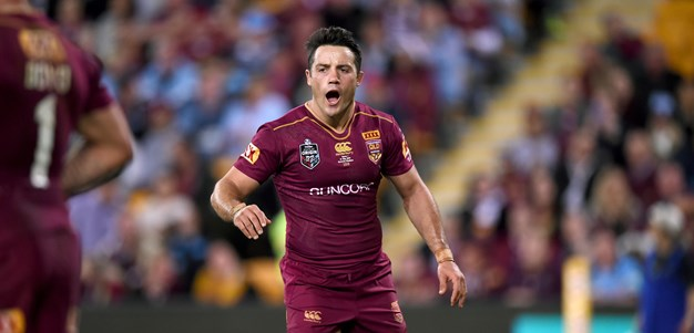 Cronk calls time on glittering career