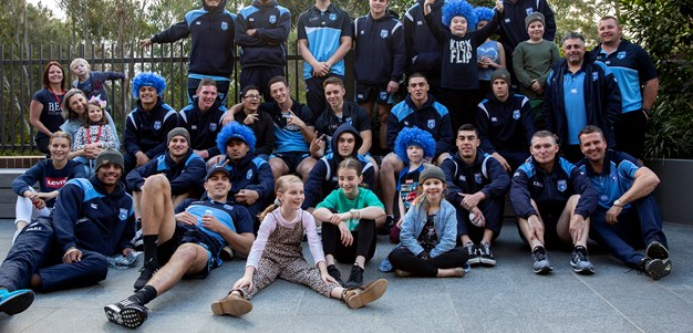 GALLERY: CABE NSW Under 20s Ronald McDonald House visit