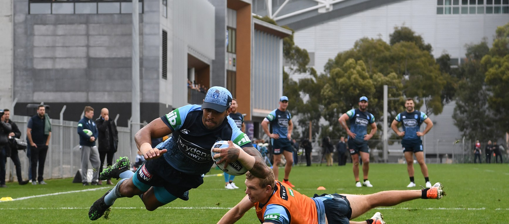 GALLERY: NSW Blues train at Centre of Excellence