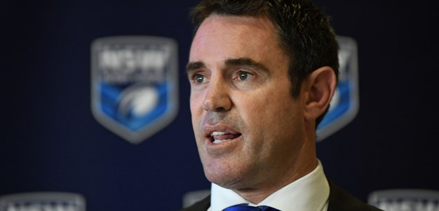 Five players to start NSW Blues extended squad
